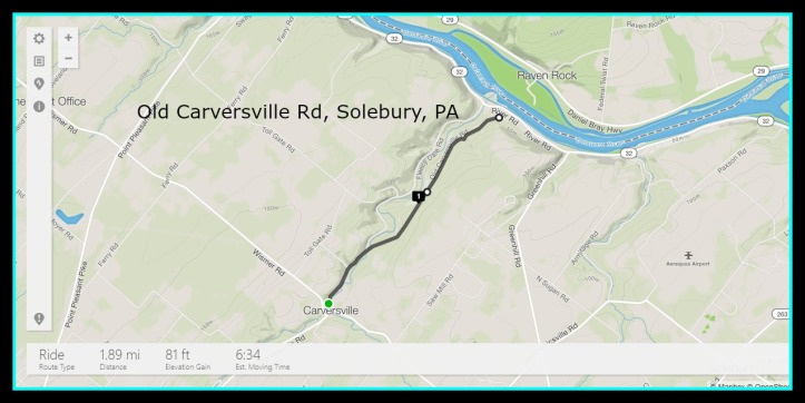 Old Carversville Rd SOlebury PA